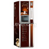 7 Hot & 7cold Premixed Drinks Coin Operated Coffee Vending Machine F-306gx