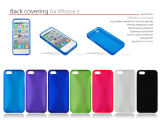 Soft PVC Mobile Phone Case for iPhone5 (GV-I-007)