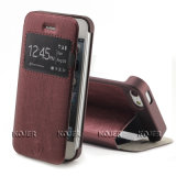 Flip Leather Cases and Cover for Samsung Galaxy S4 View Cover