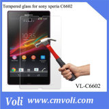9h Super Hardness Tempered Glass Screen Protector for Sony Xperia Z L36h C6602