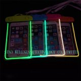 Stylish Waterproof Phone Cover with Luminous Looking