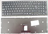 New Brand La Layout Laptop Keyboard for Sony Vpc-Eb Vpceb Eb Keyboard