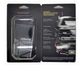 for iPhone 4S Back Glass Cover (anti-shock/anti-drop case with metal frame case, tempered glass screen cover)