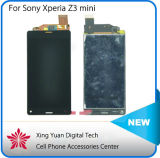LCD Touch Digitizer Screen for Sony Xperia Z3 Mini Compact D5803 D5833