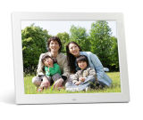 12inch Narrow Width Digital Photo Frame