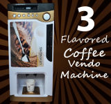 Coffee Vending Machine with Coin Acceptor F303V