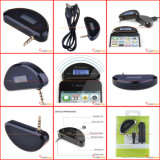 Car MP3 Player with USB Port, Car Audio, Mini Car MP3 Player (I-FMT 604)