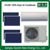 off Grid DC48V 16 Working Hours Cooling Only Solar Air Conditioner Best Cost of Solar Energy