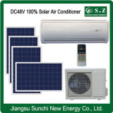 off Grid Variable Speed DC48V Lower Price Air Conditioner of Solar Energy