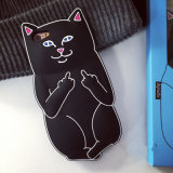 New Style Cat Shape Mobile Phone Cover for Samsung S3/S4/S5/S6