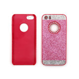Wholesale Glitter Crystal PC Case Mobile Phone Case for iPhone