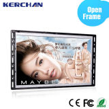 7 Inch Wall Mount Open Frame LCD Display Playing From SD Card/USB
