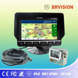 7 Inch GPS Navigation Vehicle Monitor System with Backup Camera
